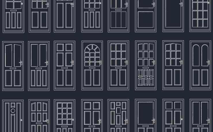 Doors Elevation