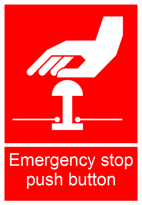 Emergency Stop Push Button Autocad Free Cad Block Symbol And Cad