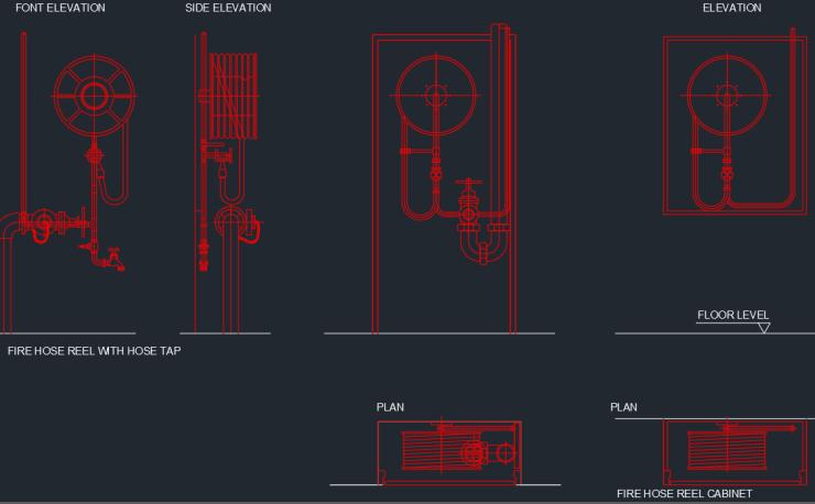 fire hose cabinet