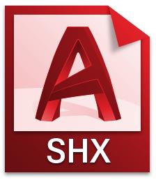 AutoCAD Fonts