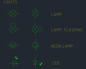 LIGHT SYMBOL