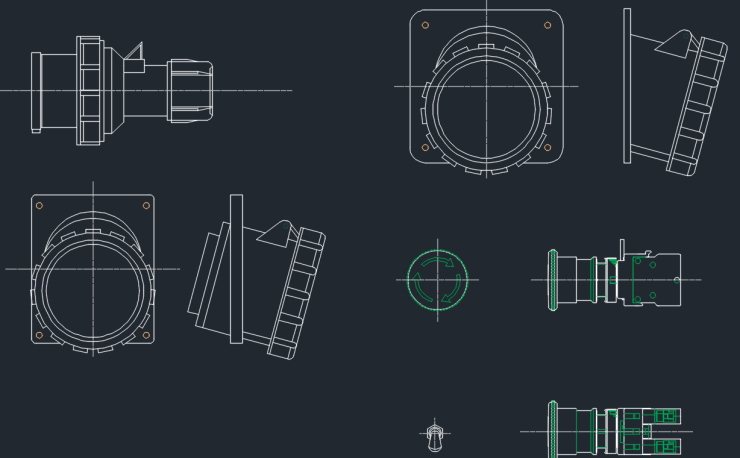 Switch Symbol | | Free CAD Block Symbols And CAD Drawing