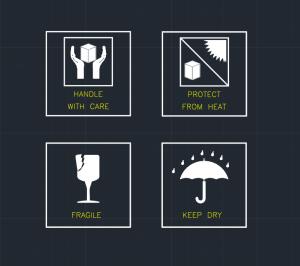 Symbols Meaning