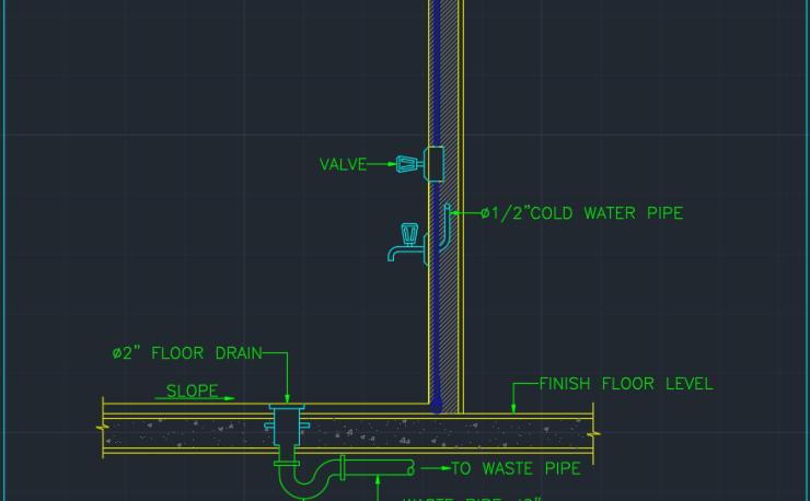 Alarm Valve Autocad Free Cad Block Symbols And Cad Drawing