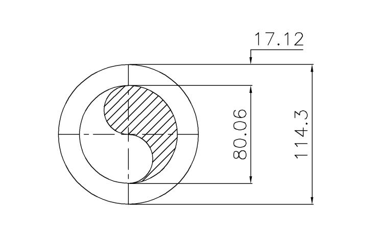 Schedule XXS Pipe 4 Inch DN100