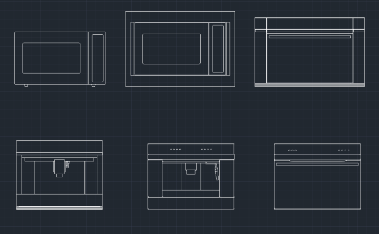 Furniture Equipment | | CAD Block And Typical Drawing For