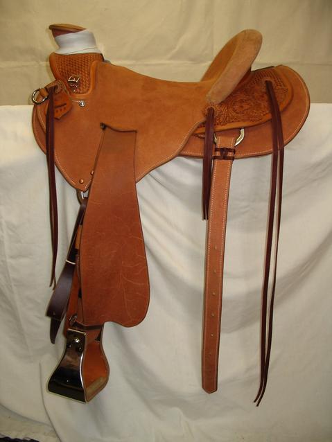 Line Camp Saddle Shop  Saddle gallery