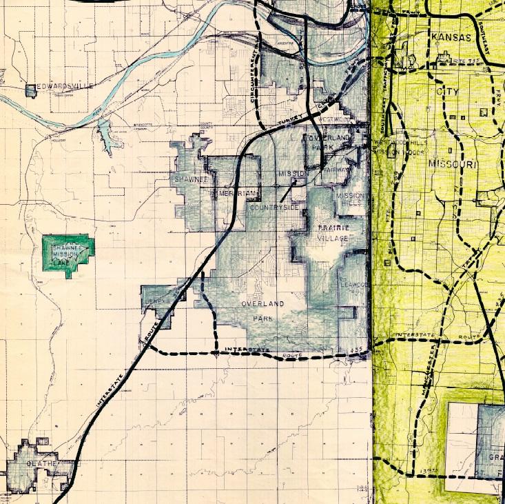 The Line Creek Loudmouth: KC Freeway History