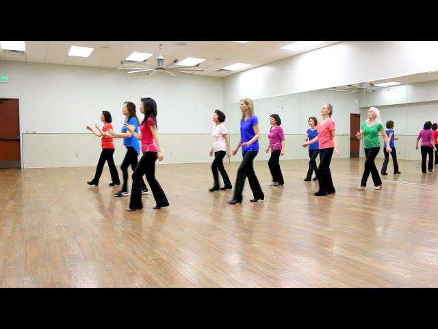 Keep It Simple (Maggie G.) – Line Dance (Dance & Teach in English & 中文) – The Line Dancing Universe