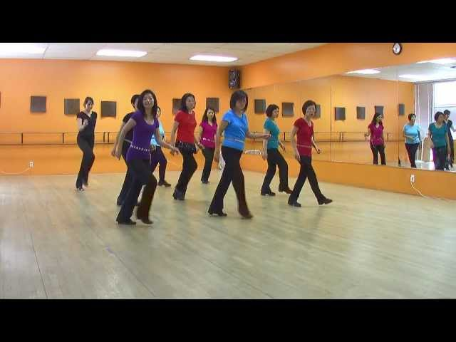 Never Enough – Line Dance (Dance & Teach in English & 中文) – The Line Dancing Universe