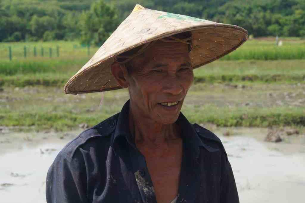 Boer in Laos