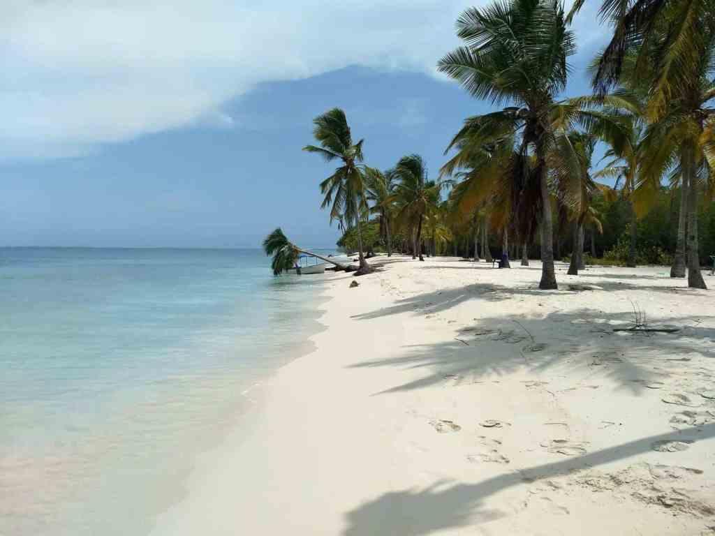 Strand van Morrocoy