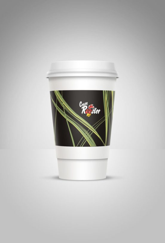 Packaging Cup Design