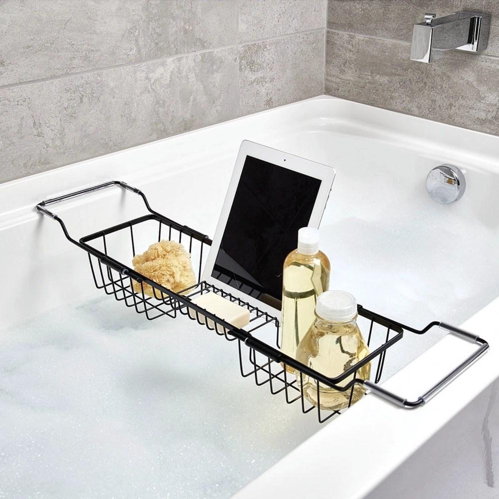 everett bathtub caddy
