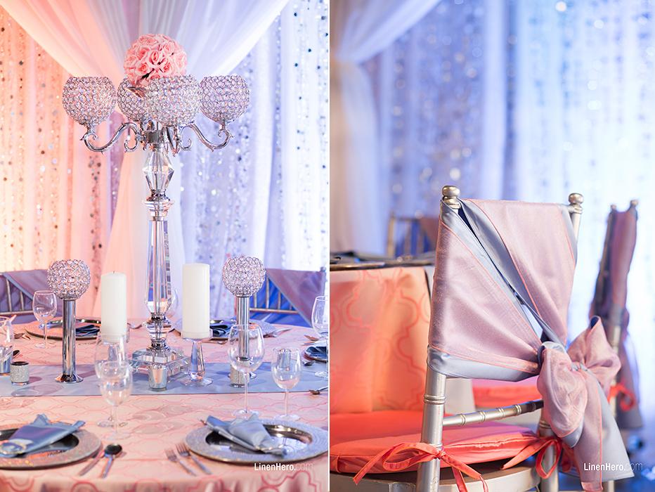 Glamorous Pantone Serenity  Rose Quartz Inspiration