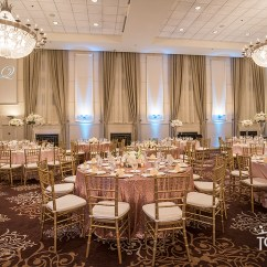 Gold Sequin Chair Covers Contemporary Club Chairs Classy Elegant Wedding Linen Designs At The Inn St. Johns - Hero