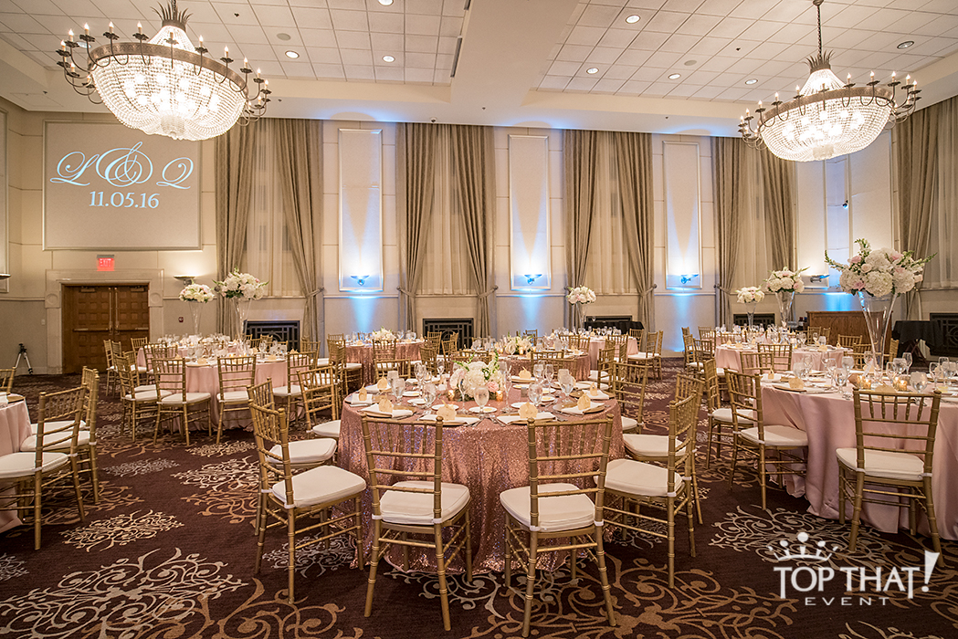 burlington high chair sports covers classy elegant wedding linen designs at the inn st. johns - hero
