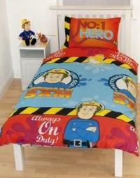 Fireman sam bedding - Bedding Sets & Duvet Covers : Mince ...