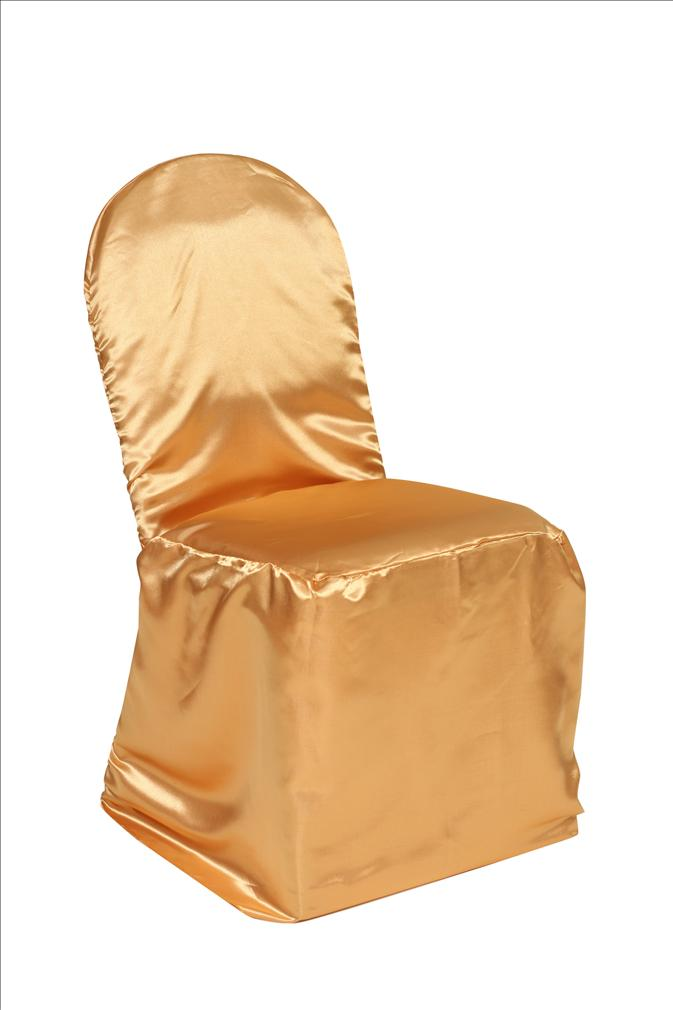 Satin Banquet Chair Cover