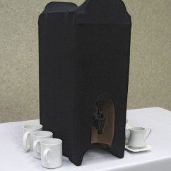 Spandex Chair Covers Canada Revolving Nilkamal Cambro & Trash Can Cover | Linen N'