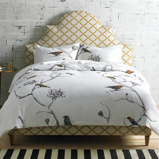 Chinoiserie Duvet Covers by Dwell Studio  Linenplace