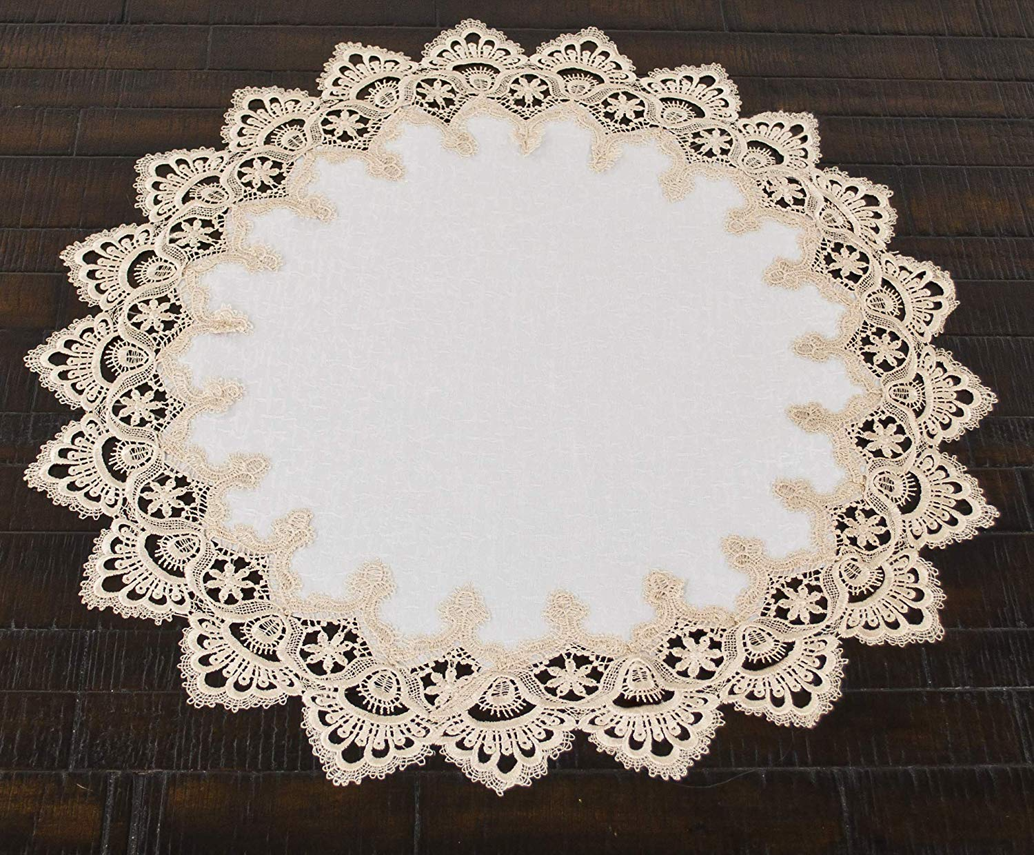 home decor round placemat