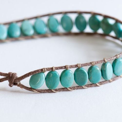 How To Make Hemp Necklaces: Beaded Hemp Bracelet (and 15 Tutorials To Add Beads To