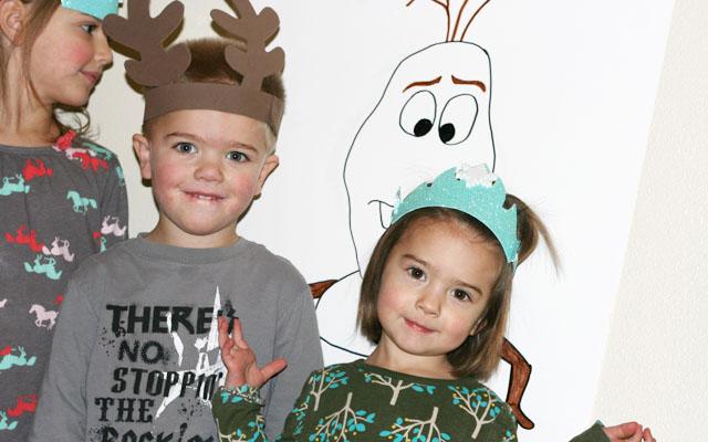 Sven the Reindeer Costume  sc 1 st  Lines Across & 50 DIY Frozen Costumes - Lines Across