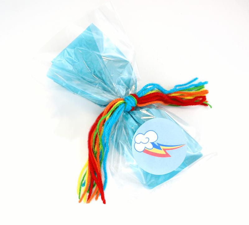 Rainbow Dash Gift Bag