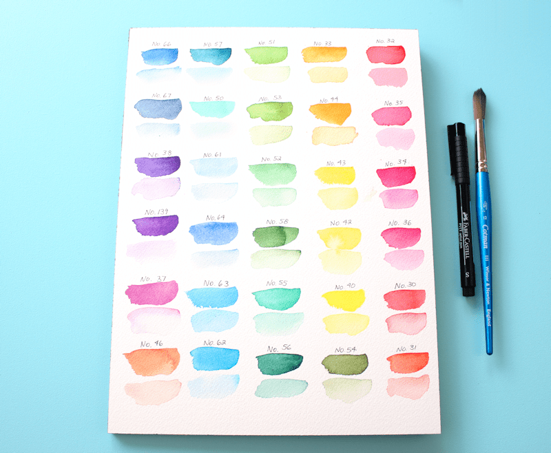 Creativebug Watercolors 3