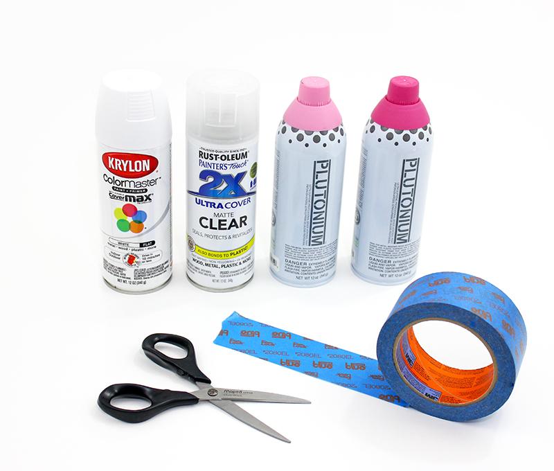 colorful scissors
