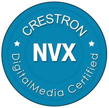CRESTRON DM NVX CERTIFIED