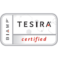 Biamp Tesira Certified Programmer
