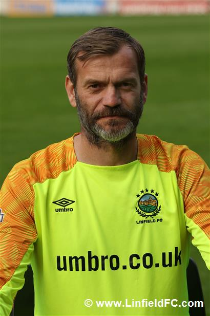 Roy Carroll First Team Profiles The Official Website