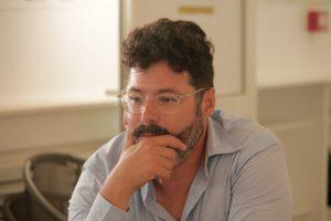 Alexandre Keste- loot, directeur du développe- ment économique innovation et international au sein de la CCI Mayotte.