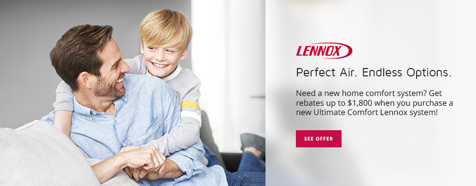 Lennox Spring Offer