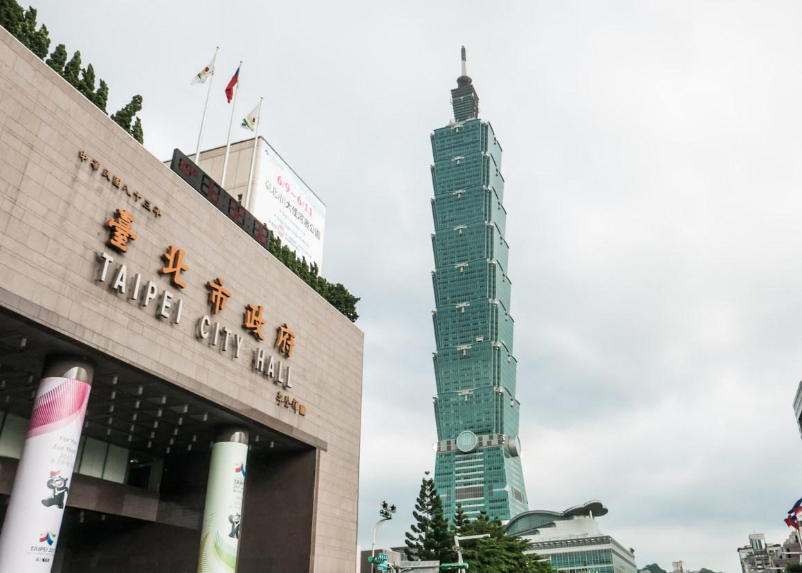 Din Tai Fung And Those Amazing Soup Dumplings Taipei 101
