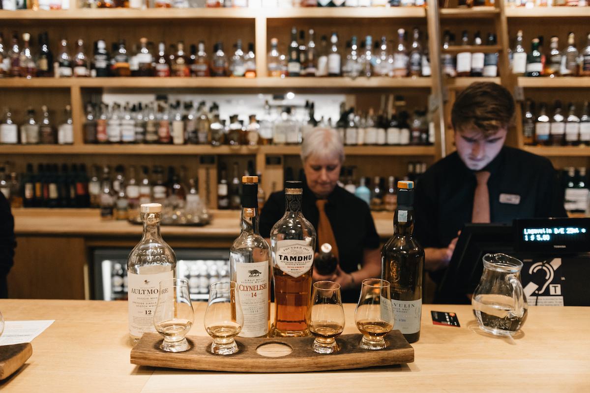 Scotch Whisky Experience, Edinburgh, Scotland