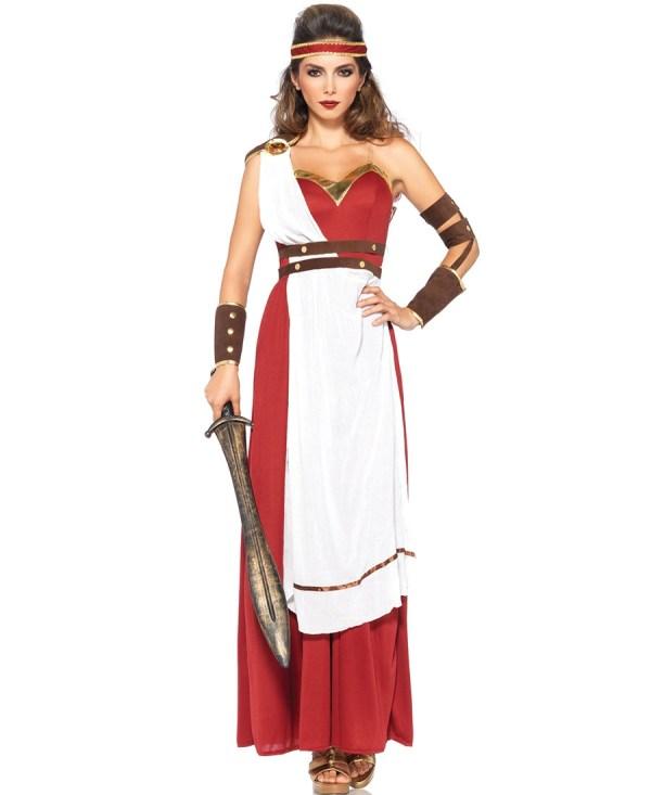 Spartan Goddess Halloween Costume La-85383