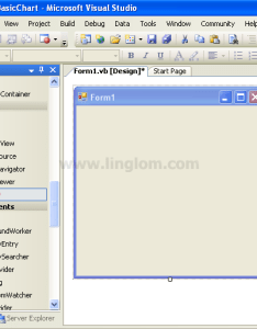 chart control also creating graph with vb part basic linglom rh