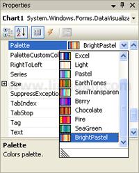 Change Color Palette