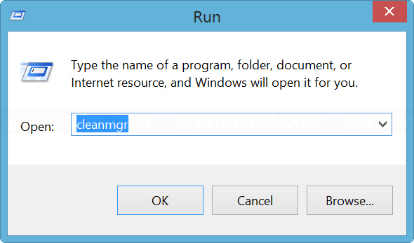Open Disk Cleanup