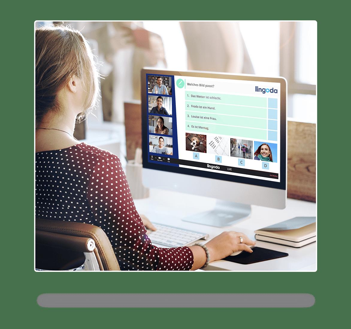 Lingoda Marathon: Learn languages online with native teachers!