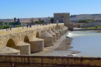 Andalucia, Cordoba, the Roman Bridge 6