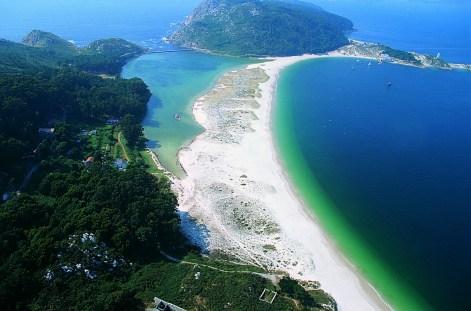 Islas-Cies-galicia-españa