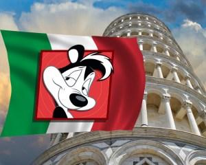 Montage by LinguiLD Italian Pepé