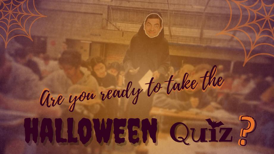 Apprendre l'anglais avec Halloween PARTIE 4/4 : Quiz