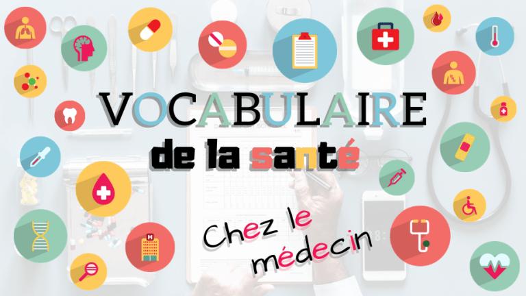 vocabulaire anglais médical
