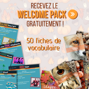 Recevez le Welcome Pack gratuitement !