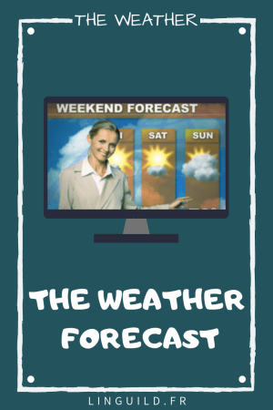 fich the weather forecast